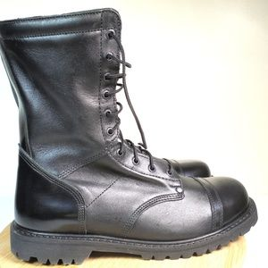 Rocky Men's Military Style Boots Size 11.5 Wide